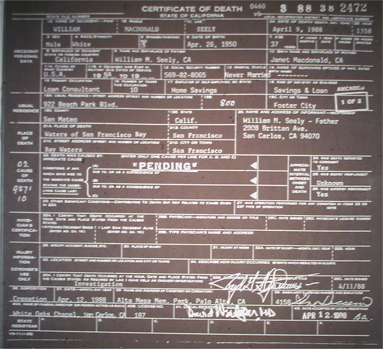 California Divorce Records: California Vital Records